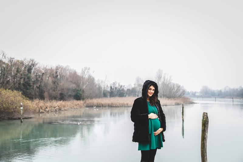 Valentina_Servizio Fotografico di Gravidanza_Fotografo Treviso_